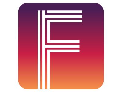 App icon ux icon typography