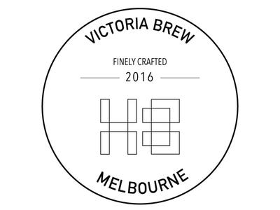 branding typography beer branding