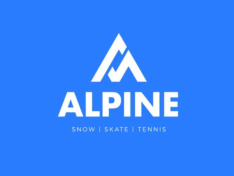 Alpine Ski Shop | Logo Concept