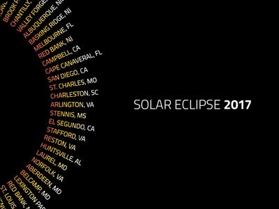 Internal Solar Eclipse Promotion