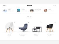 Monoqi concept homepage mxmc io