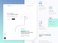 Blockchain.io Homepage art direction visual design ethereum bitcoin interface web design ui design homepage landing cryptocurrency blockchain