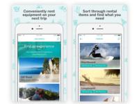 Screenshots for On-Demand App
