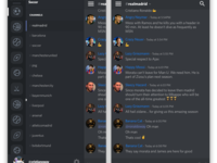 Discord for Sports Concept