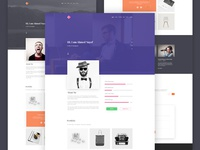 Responsive Resume Template