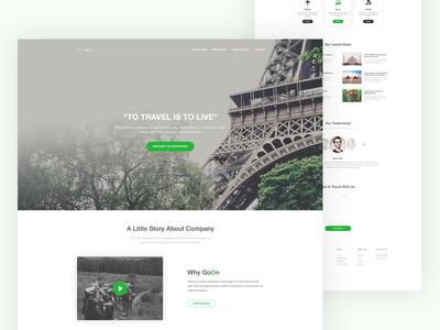 GoOn : Travel Agency