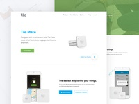 Tile Redesign Project (Web)