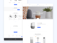 ZIMU : E-commerce Web Template