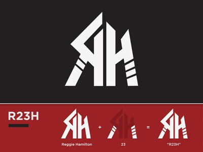 R23H Logo Design