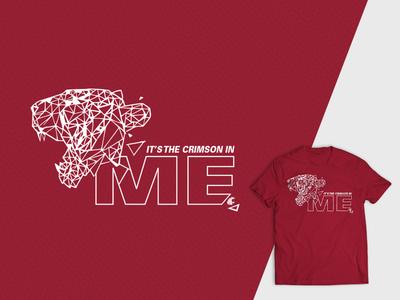 Poly-Cougar T-Shirt Design