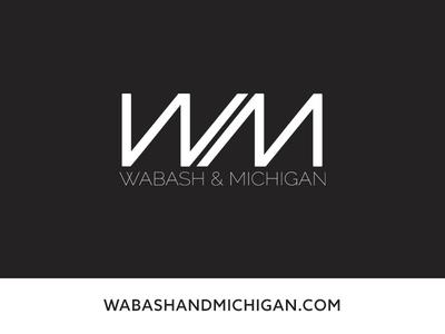 Wabash & Michigan Logo