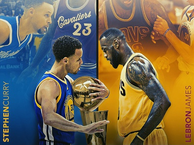 NBA Finals '16 basketball warriors state golden cavs cleveland james lebron curry steph finals nba