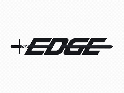 """TheEdge"" Logo athletics rutgers soccer womens logo edge"