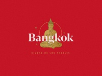 Bangkok Badge illustration
