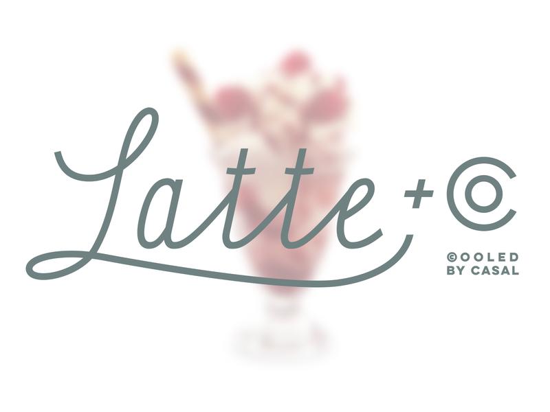 Latte + Co logo