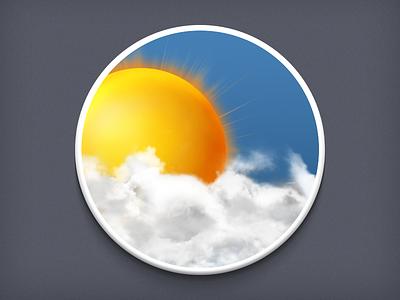 Weather Icon ui icon app icon