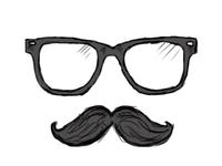 Mustache Wines Logo