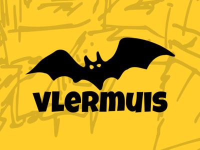 Vlermuis Graphic Novel Logo