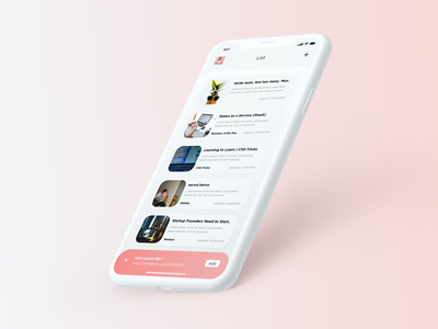 App Design | Topic