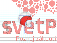 Svět Prahy / World of Prague logo draft