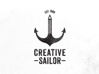 Creative Sailor – logodesign