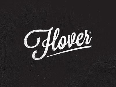 Flover – WIP flover flowers typo handmade custom