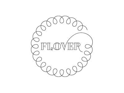 Flover – WIP 2 flover flowers typo handmade custom