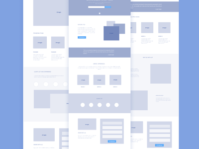 Wireframe 1 cleanwireframe dallastexas forhire wireframe interface startup minimal agency fide clean ui ux