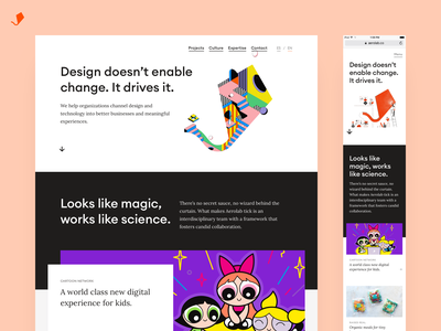 Aerolab – Web 2019 brand strategy agency ui interface web web design website branding brand art direction brand identity layout landing aerolab