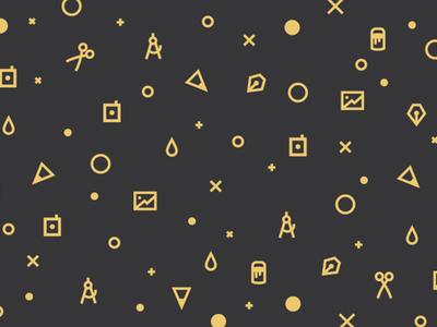 Ink Casket - Pattern