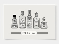 Tequila - Cocktail Poster