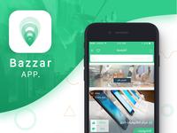 Bazzar App Design