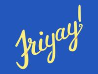 Friyay