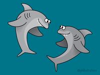 Shark friends