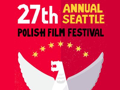 Polish Film Festival poster concept