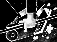 🤟 skateboard !~