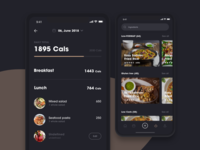 Tribe - Meal tracking app