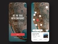 Trail/Treking App
