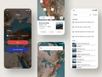 Trail/trekking App