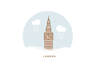 London - Rainy