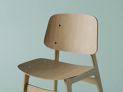 Modelling Chair chair modeling blender 3d