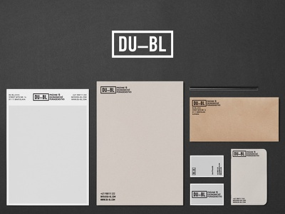 Minimalistic branding mock-up branding logo tagline agency consultancy lowbudget low-budget