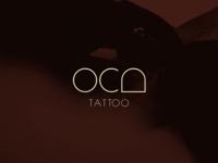 Logo ~ Oca Tattoo