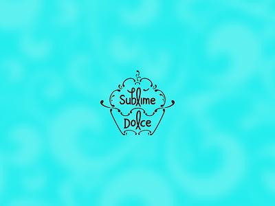 Logo | Sublime Dolce visual identity id brand logotype logo dolce sublime