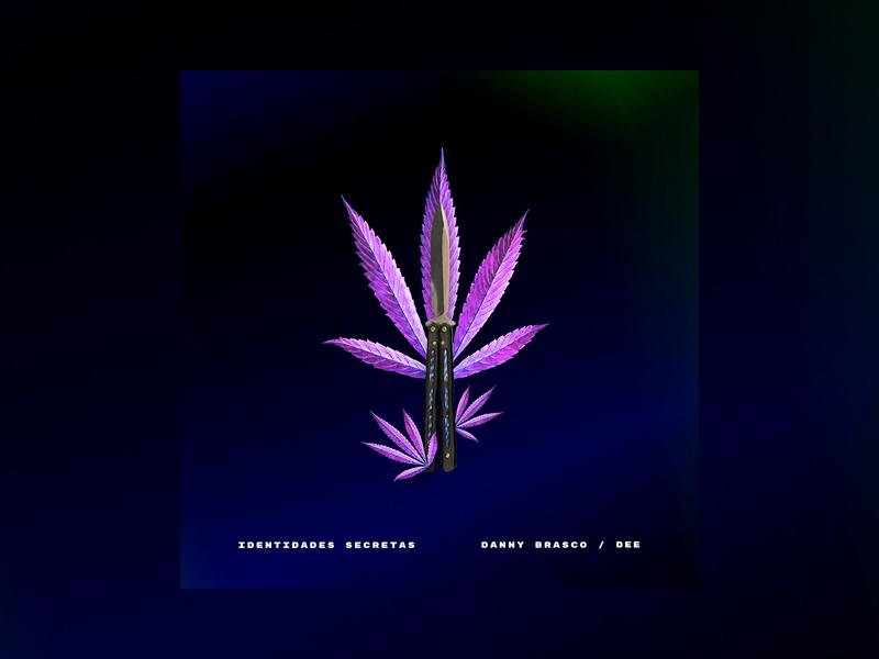 Identidades Secretas cover art music ep illustration graphic artwork design graphic design