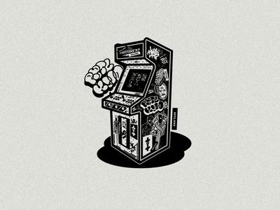 Kof 97  |  Memory vector graphic graphic design illustration illustrator design