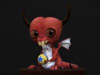 Sculpt : Dragon