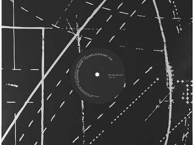 """MGDR """"Complication"""" 12"""" record design music 12 inch maxi record techno"""