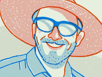 Phil Neumann Portrait