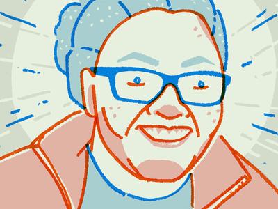 Annie Johnson Portrait